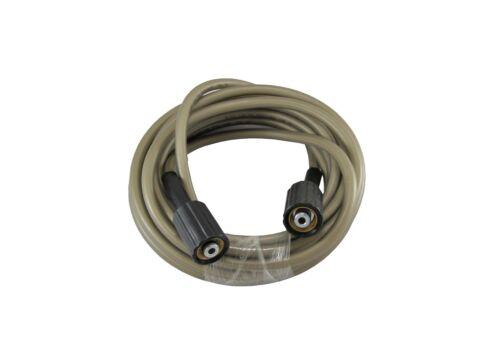 Arandela de presión de PVC Manguera M22F termina 7.5 M Hobby 120 Bar