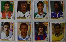 Panini WM Korea 2002  -   15 Sticker  aussuchen NEU