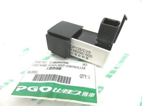 OEM PGO Scooters Head Light Controller PN C15825020000