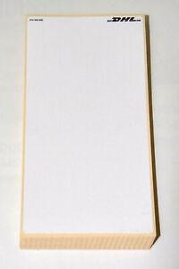Hermes 105 x 205 mm 1000 DIN A5 Versandetiketten DHL 910-300-700 Paketschein