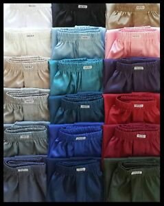 NEW-Thai-Silk-Boxer-Shorts-1-3-or-5-pairs-Size-M-L-XL-XXL-Men-039-s-Underwear