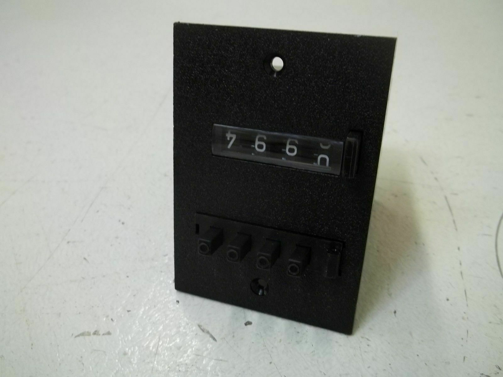 HECON CORP. A6841005 COUNTER USED