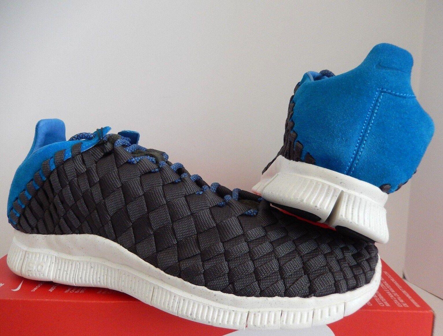 Nike free inneva inneva inneva aus zeitungspapier Grau-Blau hero-sail sz 11 [579916-004] cdf941