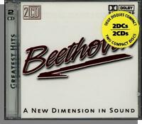 Beethoven - Greatest Hits (2001) - Over 2 Hours Of Music On 2 Cd's