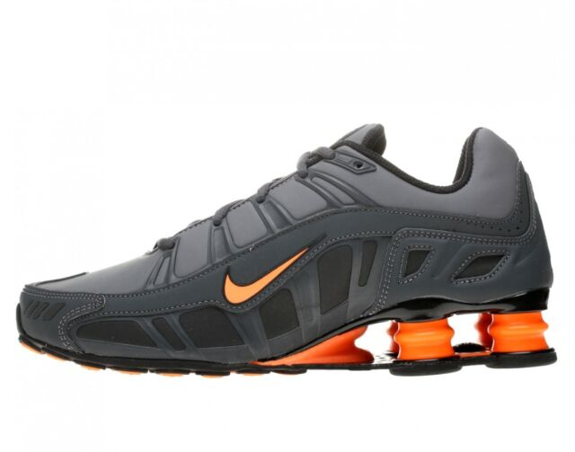 d88e7cb16b9 Nike Shox Turbo 3.2 SL Mens Running Shoes SNEAKERS Grey 455541-080 6 ...
