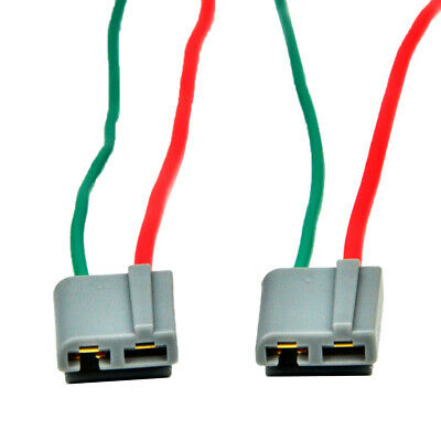 2pcs For Hei Distributor Pigtail Wire Harness 12v Power Tach Connector 170072 Ebay