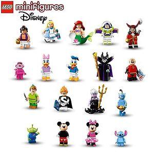 Lego-Minifigures-Serie-Disney-71012-CHOOSE-YOURS