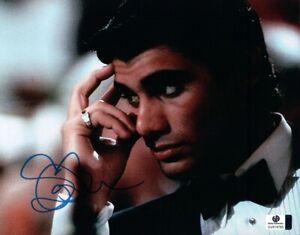 Steven-Bauer-Signed-Autographed-8X10-Photo-Scarface-Vintage-Close-Up-GV814785