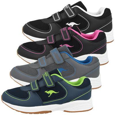 100% QualitäT Kangaroos Sinu V Sneaker Freizeit Schuhe Sport Turnschuhe Hallenschuhe 18273