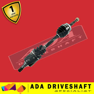 BRAND-NEW-CV-JOINT-DRIVE-SHAFT-Nissan-Pulsar-N16-1-6L-AUTO-Passenger-Side