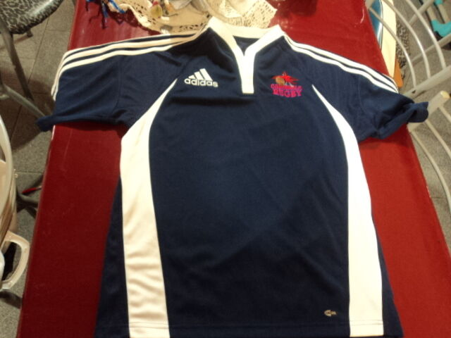 Vintage old red  jersey  Rugby Cardinals