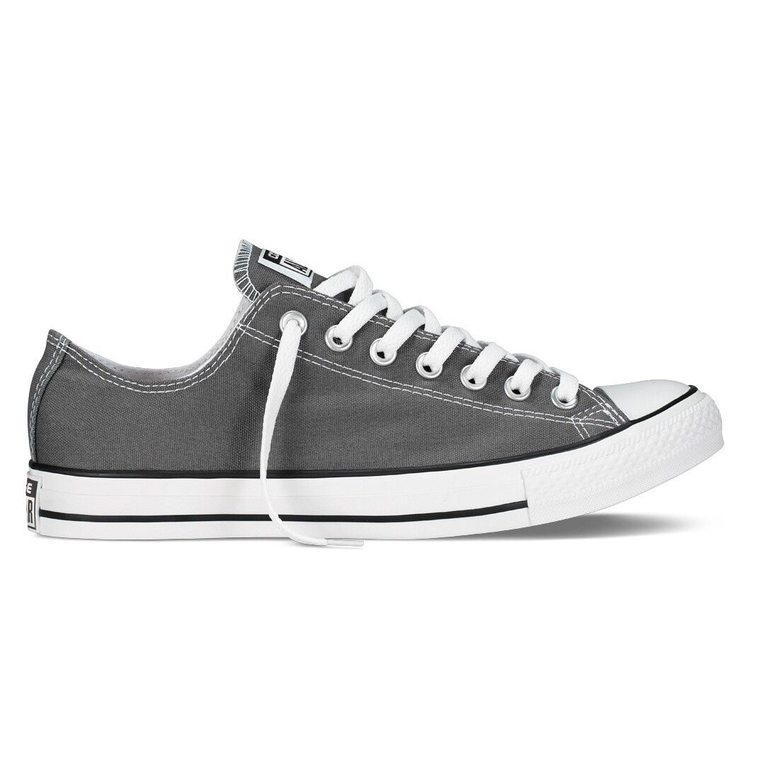 CONVERSE All Star Chuck Taylor Ox Schuhe Sneaker charcoal 1J794