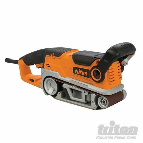 Triton 1200W Belt Sander 75mm TA1200BS UK 330125