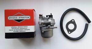 Original-Carburador-593432-Briggs-Stratton-Motor-sustituido-DIFERENTES-VIEJO