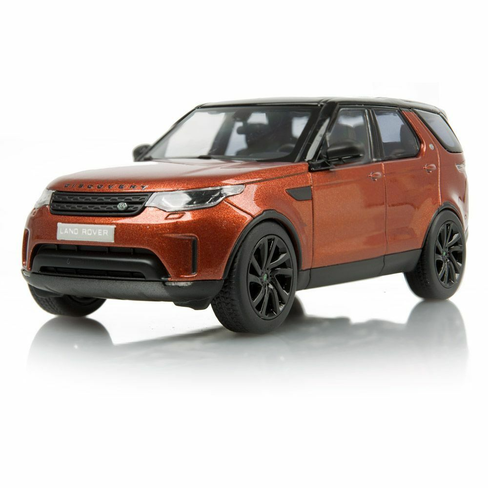 Exclusive neuf origine land rover discovery first edition model (discovery 5) 1 43