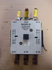 Square D 8502PG3.11 Series A 600V 100A Motor Starter #1Z-1148-9