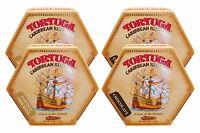 Tortuga Caribbean Rum Cake 4 Oz - 4 Pack (2 Original + 2 Chocolate)