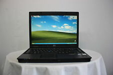 "Laptop HP Compaq 6910P 14.1"" Home Core Duo 2GHZ 2GB Ram 160GB Windows XP Office"