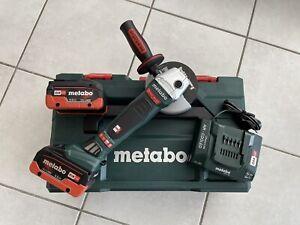 Metabo Meuleuse d'angle sans fil WPB 18 LTX BL 125 Quick