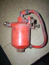 Vintage Ji Case 930 Lp Gas Std Tractor Ensign Lp Gas Filter Housing