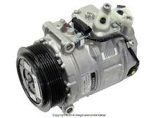 Mercedes w163 A/C Compressor w/Clutch DENSO OEM +1 YEAR WARRANTY