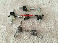 1966 67 68 69 70 Barracuda Cuda 2 Headlight Adjuster & Spring Kit Mopar