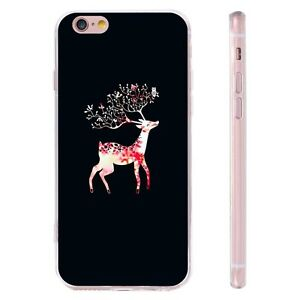 Deer-Pattern-Deer-Soft-TPU-Silicone-Case-Cover-for-iPhone-Samsung-Huawei-Xiaomi