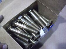 New Listing25 58 18 X 3 12 Zinc Plated Grade 8 Hex Cap Screws R25421