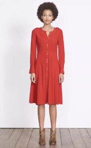 In Womens Uk C Dress Ashbourne Red 8l Size Boden IRxxgzwnq6