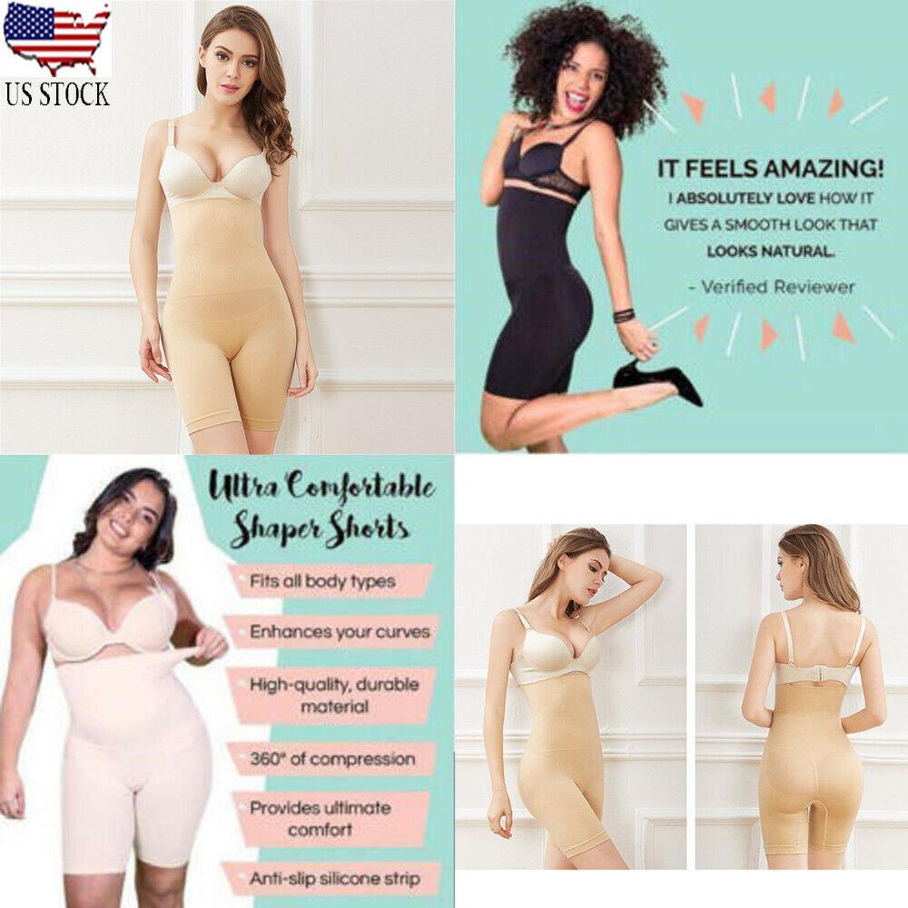 39b8be15a5871 US Shapermint Empetua All-Day High-Waisted Shorts Pants Womens Body Shaper  FADAM