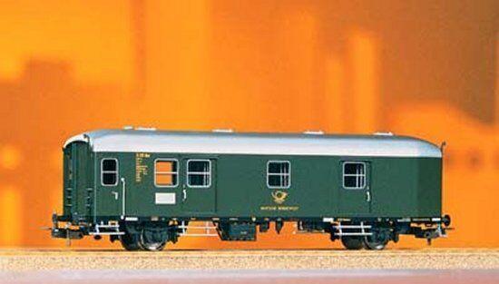 PIKO 53262 H0 Bahnpostwagen, DBP, Ep.III, Neu OVP  | Glücklicher Startpunkt
