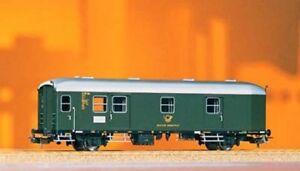 **PIKO 53262 H0 Bahnpostwagen, DBP, Ep.III, Neu OVP**