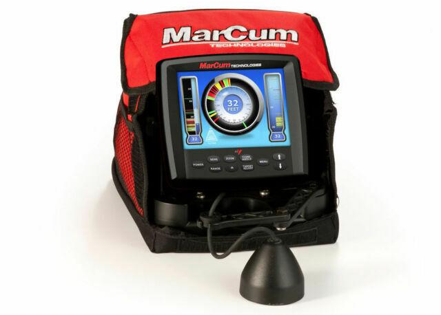 MarCum LX-7 Ice Fishing Fishfinders