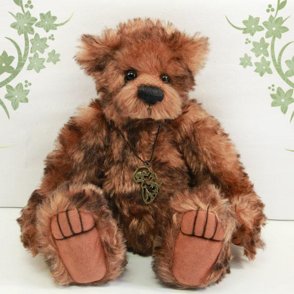 Tambo by Changle Bears - Janet Changfoot for Cooperstown Artist Bear Collection