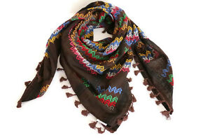 Hirbawi-Scarf-Shemagh-Colorful-Keffiyeh-Unisex-47-034-x47-034-Original-Brand-New-Cotton