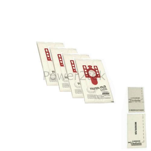 4 x Fjm Sacchetti Per Aspirapolvere Per Miele S328I S331I S334I Hoover UK
