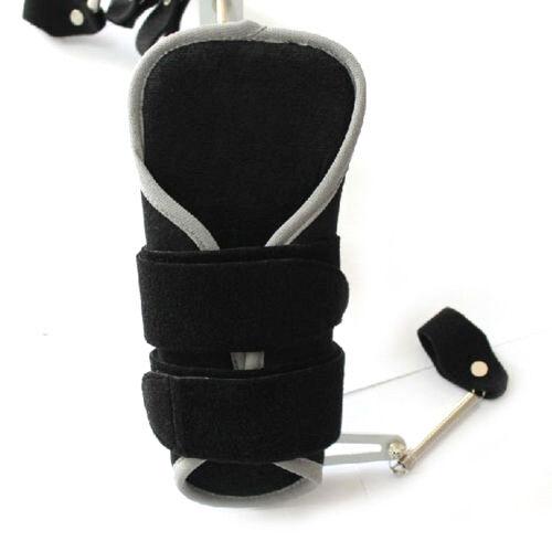 Einstellbare Hand Handgelenk Finger Handgelenk Hand Orthesen Rehabilitationsgerät Trainingsgerät 604e34