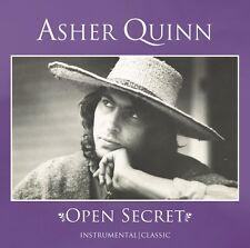 Asher Quinn (Asha) - Open Secret -  CD