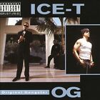 O.G. Original Gangster [PA] by Ice-T (CD, May-1991, Sire)