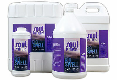 Aurora Innovations Soul Synthetics Big Swell - bloom booster increase flower