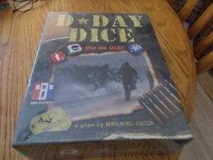 D-DAY-DICE-DO-OR-DIE-VIDEO-GAME-BRAND-NEW-SEALED