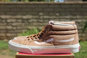 d63676a84f VANS SK8 MID REISSUE CA SZ 8 OFF THE WALL VINTAGE SUNFADE CHIPMUNK ...