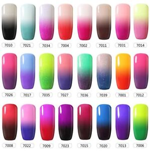 Image Is Loading Belle Fille Temperature Mood Color Change Nail Gel