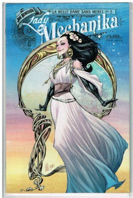 Lady Mechanika The Clockwork Assassin #3 Cover A NM 2017 Benitez