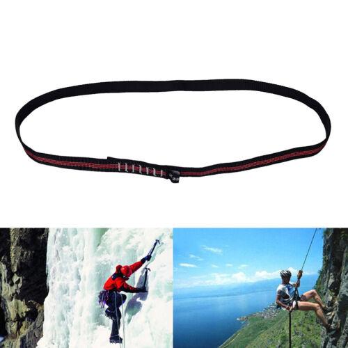 25KN 60cm Climbing Sling Bearing Strap Reinforce Ropebelt Load-bearing BandletFE