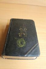 """""""Flammen der Liebe"""" Christkatholisches Gebet- und Gesangbuch 1910 Goldschnitt"""