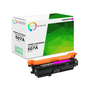 M551N Magenta On-Site Laser Compatible Toner Replacement for HP CE403A Works with: Color Laserjet Enterprise 500 Color M551 MFP M575F MFP 570DN 507A M551DN MFP M575DN M551XH