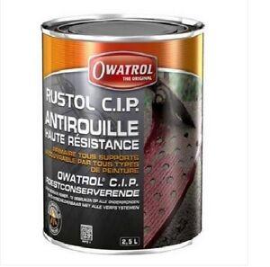 PRIMAIRE-ANTIROUILLE-METAL-HAUTE-RESISTANCE-RUSTOL-CIP-2-5L-CLIMAT-MARIN-BATEAU