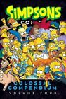 USED (LN) Simpsons Comics - Colossal Compendium: Volume 4 by Matt Groening