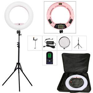 makeup light stand. image is loading yidoblo-fe-480ii-pink-photo-lighting-led-studio- makeup light stand a